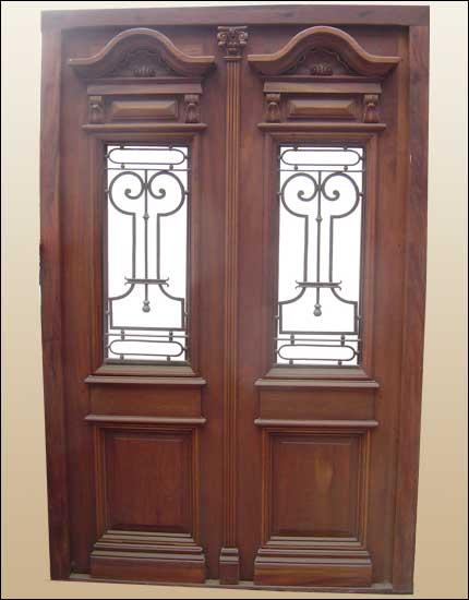gorgeous double door