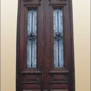 gorgeous double door