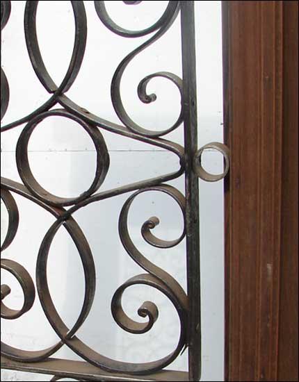 solid mahogany entry door