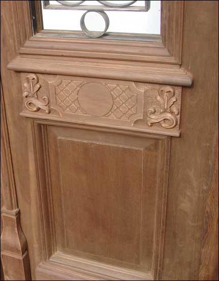 hinged framed panels