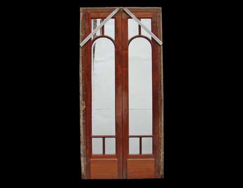 hardwood frame