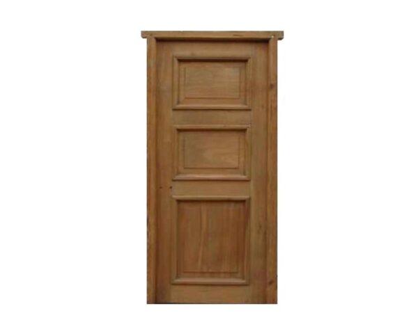 single entry door