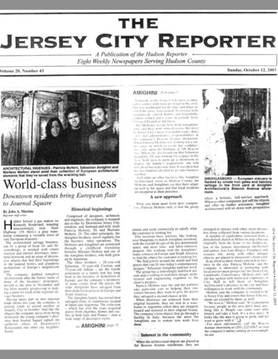 THE JERSEY CITY REPORTER